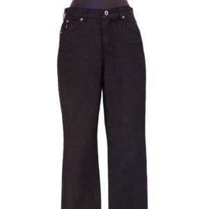 Guess Vintage Black Wash Stretch Jeans- Sz. 27